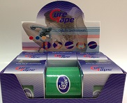 Cure Tape Verde
